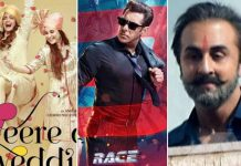 Box-Office: With Veeray Di Wedding, Race 3 and Sanju, will June be the Biggest Month of 2018?