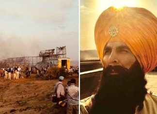 Exclusive! Kesari: The Sets Of This Akshay Kumar Starrer Destroyed Due To Blast