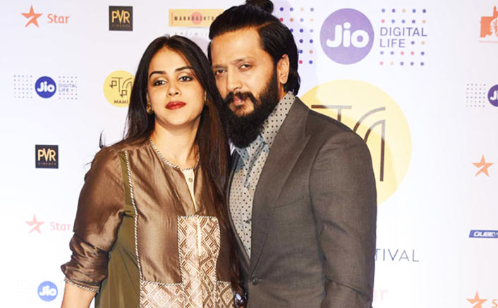 Genelia, Riteish's 'most ambitious' Marathi film goes on floor