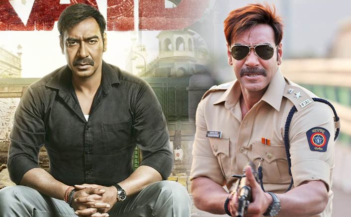 Raid Surpasses Singham In Ajay Devgn's Highest Grossing Films Of All Time!