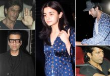 Gully Boy Wrapup Party At Zoya Akhtar House
