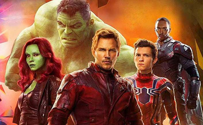 '...Infinity War' sells over a mn tickets before its release