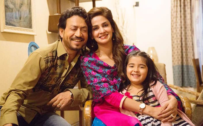 Irrfan Khan's Hindi Medium