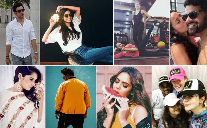 Koimoi's Daily Dose With Chai: Daina Penty's #FridayFeels, Alia Bhatt's Gym Motivation And Much More!