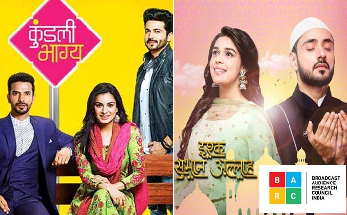 Kundali Bhagya Tops Once Again , Ishq Subhan Allah Joins The Top 3, In BARC's 16th Week Report