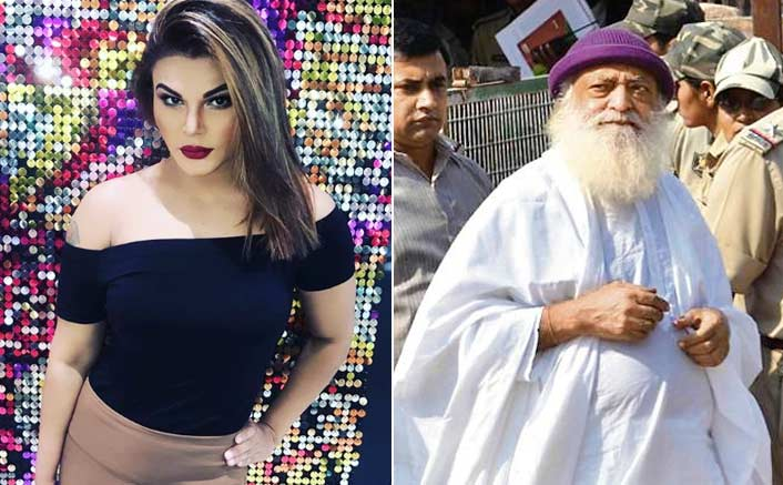 Why not death sentence, asks Rakhi Sawant on Asaram's conviction