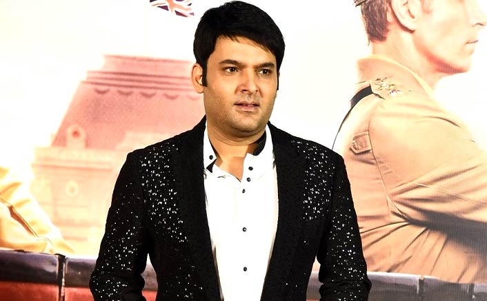 Now, Kapil Sharma in oral spat with journalist