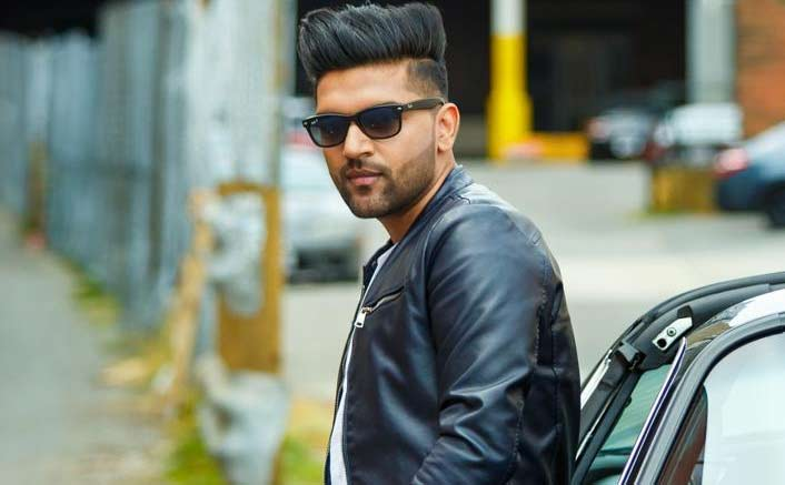 Punjabi songs are mood lifters: Guru Randhawa