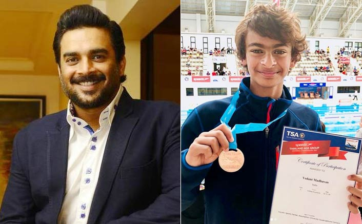 R. Madhavan's son wins bronze for India