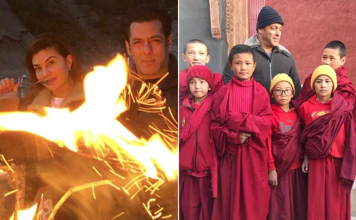 Race 3 Shoot Photos: Salman Khan & Team Have A Racy Time In Leh