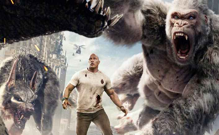 Rampage Box Office India: Ends Its 1st Week On A Positive Note!
