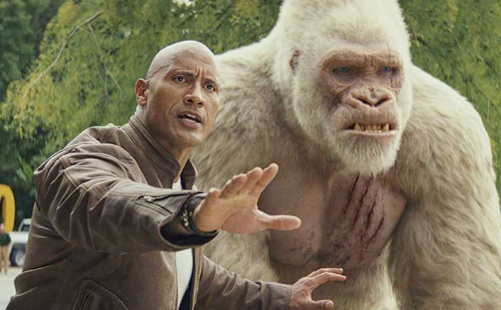 Rampage Box Office: Starts Its Second Week With A Bang!