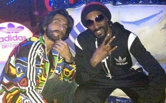 Ranveer shares throwback moment with Snoop Dogg