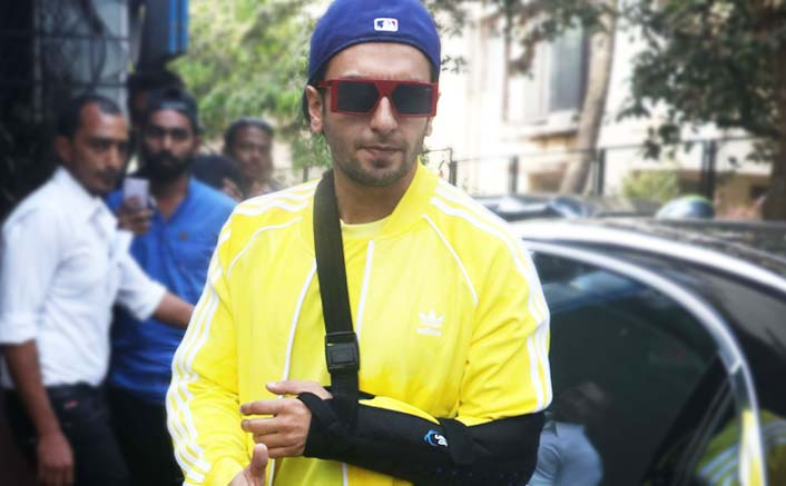 Ranveer won't perform at IPL opener due to injury