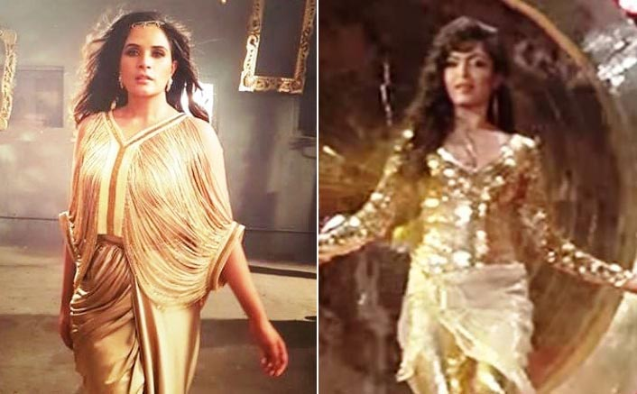 Richa Chadha's new song look inspired by Parveen Babi's Jawani Janeman
