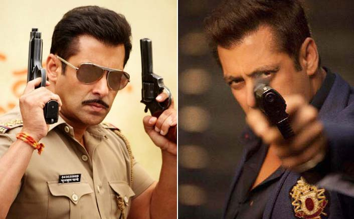 Salman Khan To Start Shooting For Dabangg 3 This Week After Completing Race 3?