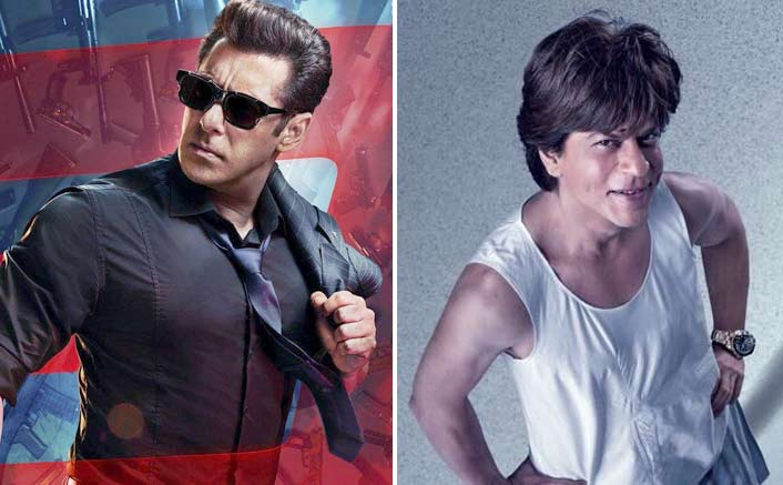 Salman Khan VS Shah Rukh Khan; Race 3 VS Zero: Who Will Win? VOTE NOW!