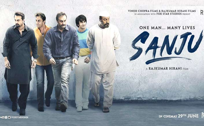 Sanju First Look: Is This Where Ranbir Kapoor's MAGIC Begins?