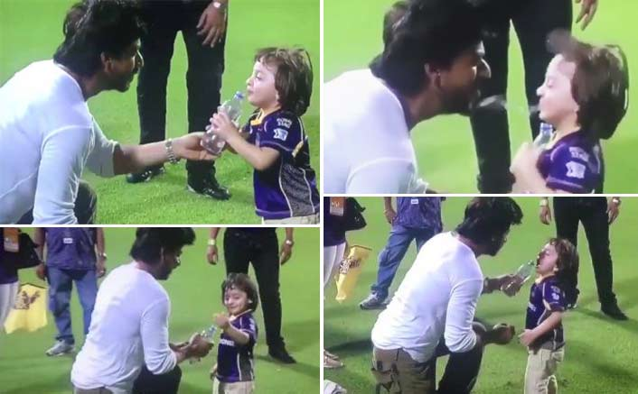 Shah Rukh Khan & AbRam's This Throwback Video Will Surely Make You Nostalgic