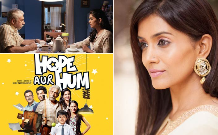Sonali Kulkarni returns to Hindi cinema as a lead alongside Naseeruddin Shah