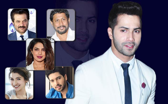 Stay humble, lovable: B-Town tells Varun Dhawan on 31st birthday