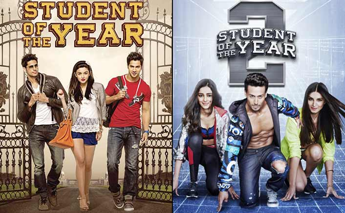 Student Of The Year Or Student Of The Year 2: Which Batch Looks More Stylish? Vote Now!