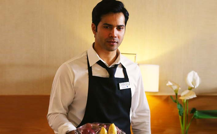When Varun Dhawan was mistaken for a Hotel Employee by tourist!