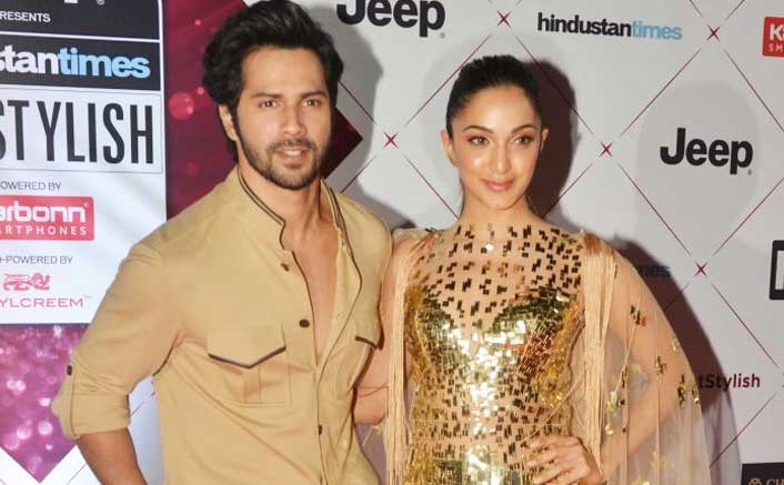 Varun Dhawan shoots for a song in Kalank