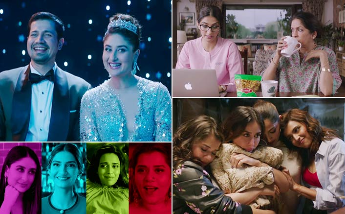 Veere Di Wedding Trailer: Kareena Kapoor Khan's Veere Gang Is Fun, Bold & Badass!