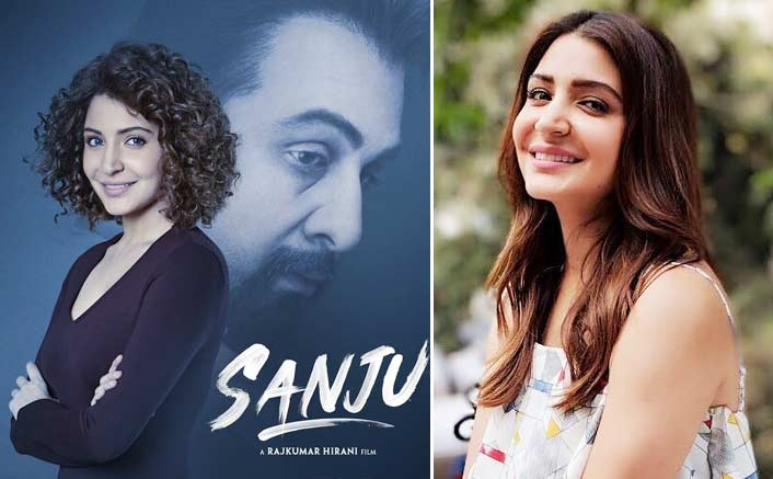 Anushka's character in 'Sanju' inspired by film's writers