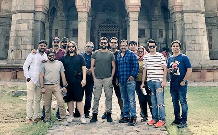 Ali Abbas Zafar heads to Delhi for Bharat location scouting