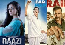 Alia Bhatt Beats Akshay Kumar & Ajay Devgn With Raazi; Check Out How!