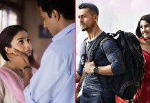 Alia Bhatt's Raazi Beats Tiger Shroff's Baaghi 2 In The List Of Most Profitable Films Of 2018