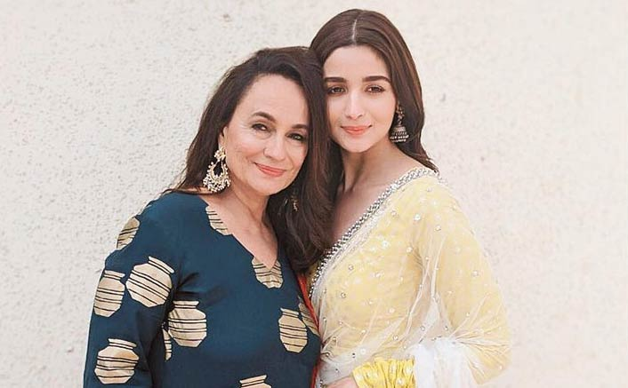 When Alia felt nervous for her mother