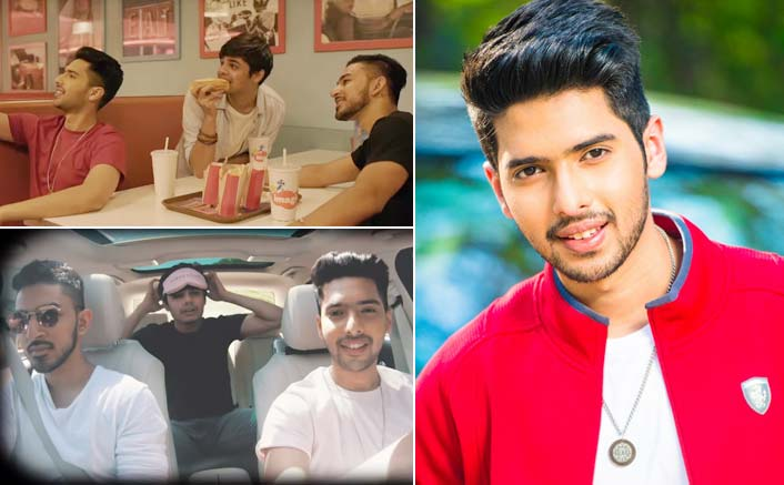 Armaan Malik drops his version of 'Theher Ja' music video