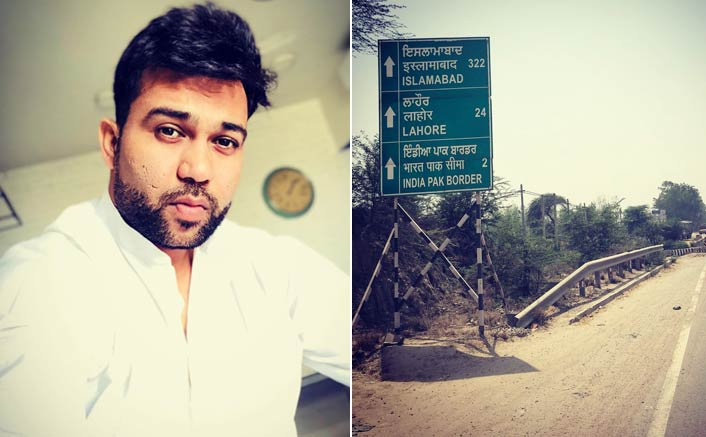 'Bharat' recce takes director near Indo-Pakistan border
