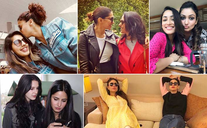 Bollywood Actresses who give us sibling goals on social media!