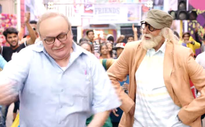 Box Office - Amitabh Bachchan and Rishi Kapoor deliver a success again with 102 Not Out
