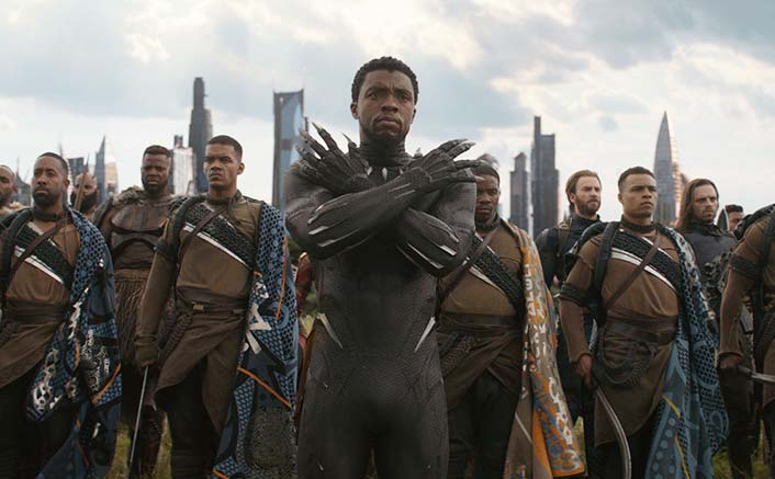 Box Office - Avengers - Infinity War is bracing up to enter 200 Crore Club soon