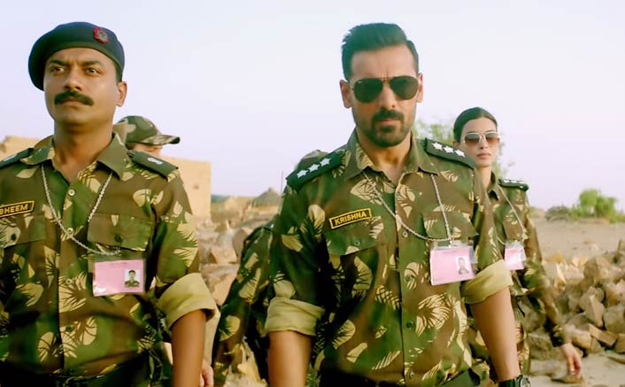 Box Office - Parmanu - The Pokhran Story does well on Tuesday, now deserves a tax free status