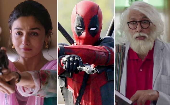 Box Office - Raazi, Deadpool 2, 102 Not Out - Monday updates