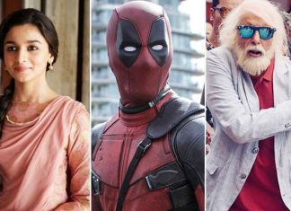 Box Office - Raazi stays good, Deadpool 2 is low, 102 Not Out is stable