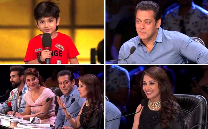 Dance Deewane: Salman Khan Does Jag Ghoomeya's Hook Step With His Little Fan; Too CUTE To Handle!