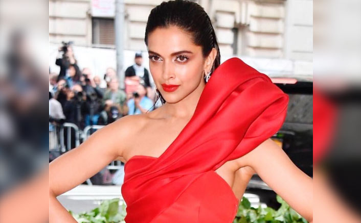 Deepika Padukone creates a social media frenzy with her MET Gala appearance
