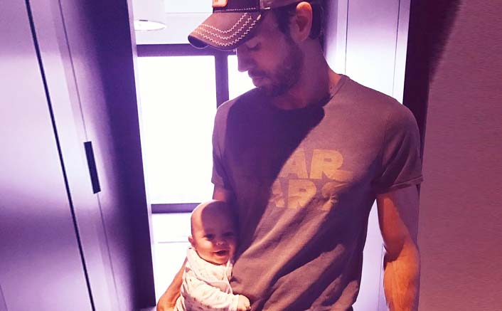 Enrique Iglesias gushes over his baby