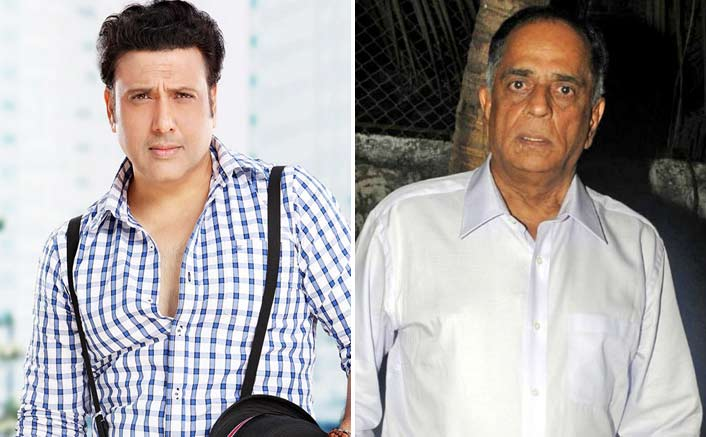 Govinda plays biggest scamster of our times: Nihalani