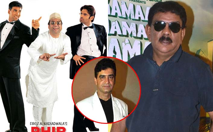 Hera Pheri 3: Akshay Kumar, Paresh Rawal & Suniel Shetty To Start Shoot Without Priyadarshan?