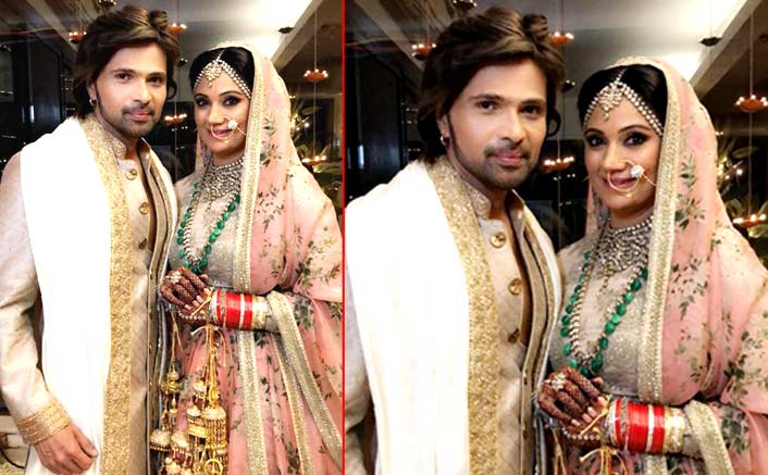 Himesh Reshammiya gets hitched on 11th May, 2018