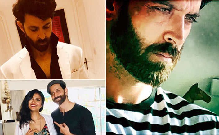 Fashion Dose: Hrithik Roshan's Monochrome Look Adds New