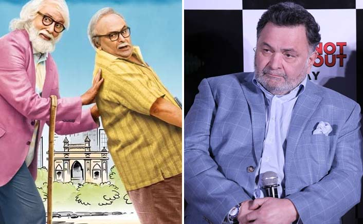 """Indian audience is not just single screen theatre autowala type"" - Rishi Kapoor on 102 Not Out emerging a Hit"